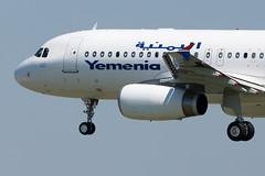 Airbus A320-232 Yemenia F-WWBO cn4690 // 7O-AFB (Clment Alloing - CAphotography) Tags: airbus a320232 yemenia fwwbo cn4690 7oafb