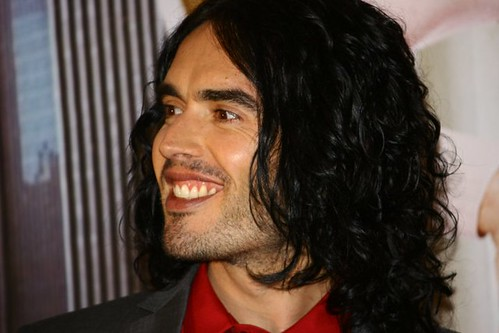 From flickr.com: Russell Brand {MID-310559}