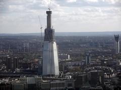 Shard from Heron Tower (Matt From London) Tags: city london londonbridge construction views shard cityoflondon londonist herontower