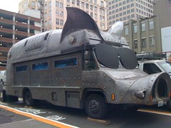Converted Pig Lunch Wagon (DRheins) Tags: seattle foodtruck pigtruck maximusminimus