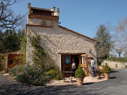 Restaurante Le Pigeonnier