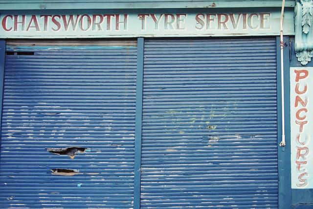 Clapton shopfronts