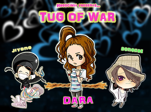 (9-1) Tug Of War by daragonlai