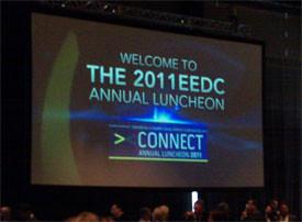 EEDC luncheon logo