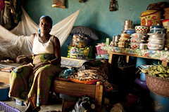 World Malaria Day: Protecting pregnant women (Christian Aid Images) Tags: poverty health impact nets disease malaria worldmalariaday