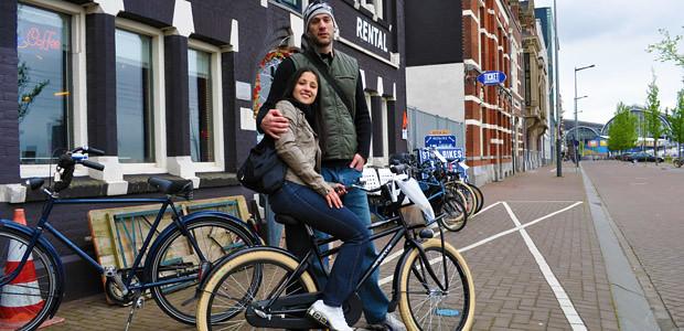 Bicicletas em Amsterdam 3