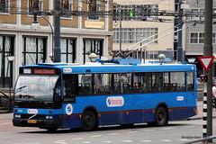 Trolley 5180  on his way to the depot (Amsterdam RAIL) Tags: volvo arnhem trolleybus 2010 denoudsten breng connexxxion amsterdamrail volvodenoudsten