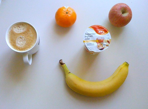 A&P Joghurt, Elstar, Banane & Mandarine