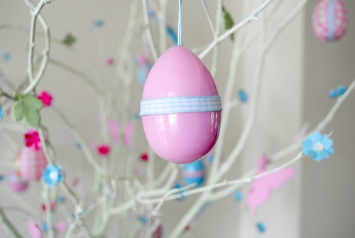 Surprise Easter eggs