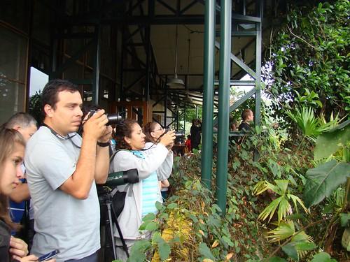 Jardín Botánico Wilson, Estación Las Cruces