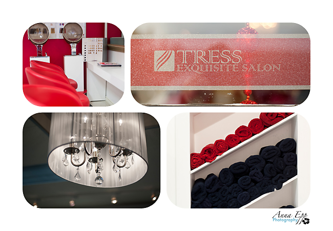 Fuchsia Factory at Tress Exquisite Salon