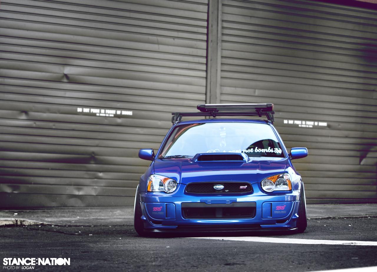 Subaru Impreza Roof Rack >> Dropped STI | StanceNation™ // Form > Function