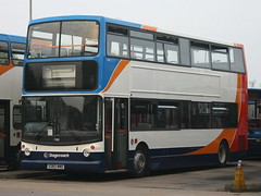 Like New (Richie B.) Tags: west north cumbria alexander dennis stagecoach trident lillyhall x283nno