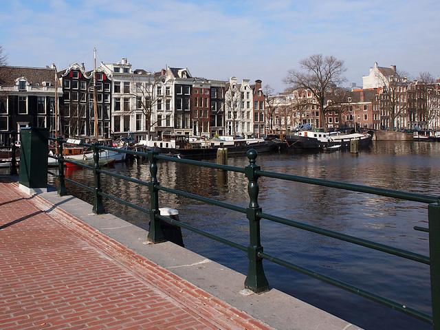 Wandeling Amsterdamse Grachten