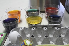 Gotta color the Eggs! (Mary StarMagic -) Tags: colors eggs eastereggs paas happyeastereveryone 2011inphotos