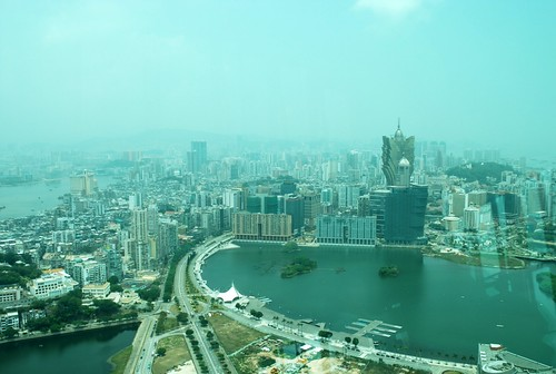 View from Macau Tower 2