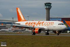 G-EZNC - 2050 - Easyjet - Airbus A319-111 - Luton - 110117 - Steven Gray - IMG_7993