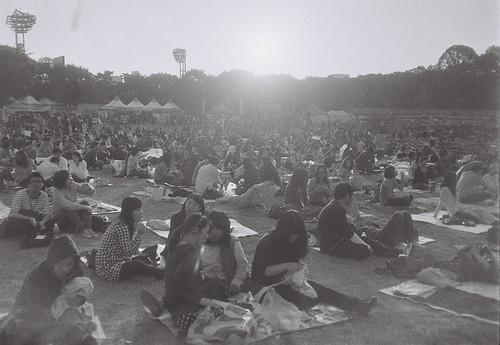 Mass picnic