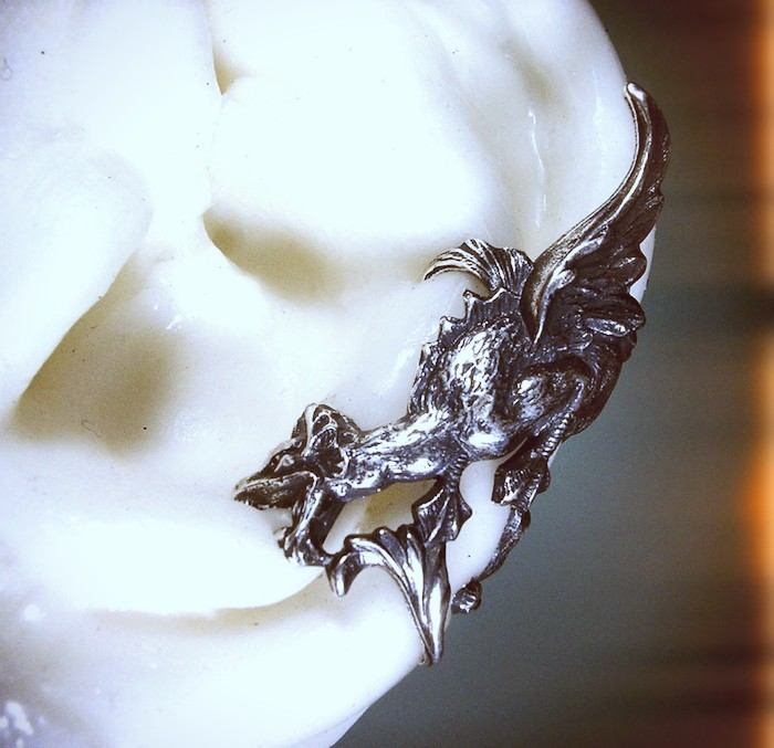 gargoyle ear cuff from Ring Ring Ring.jpg_effected