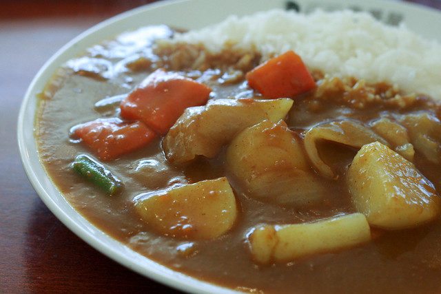 CoCo Ichibanya Curry House, Torrance, California
