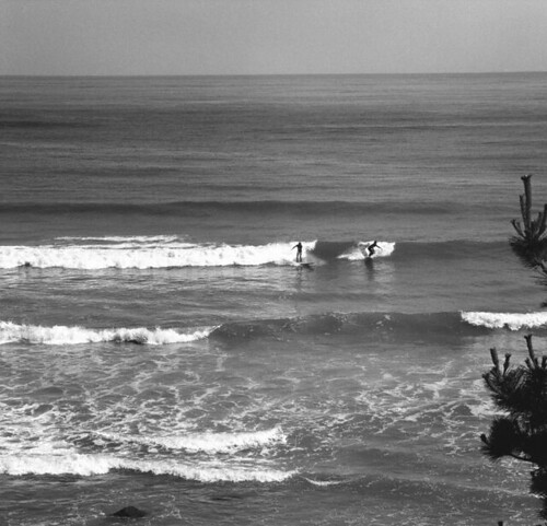 Michael Dweck, Surfing The Break, Terrace Montauk, NY 2002