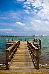 Aguas salinas (Seor L - senorl.blogspot.com.es) Tags: sky salinas murcia sal sanpedrodelpinatar charca seorl luisalopez lopgan aguasalina