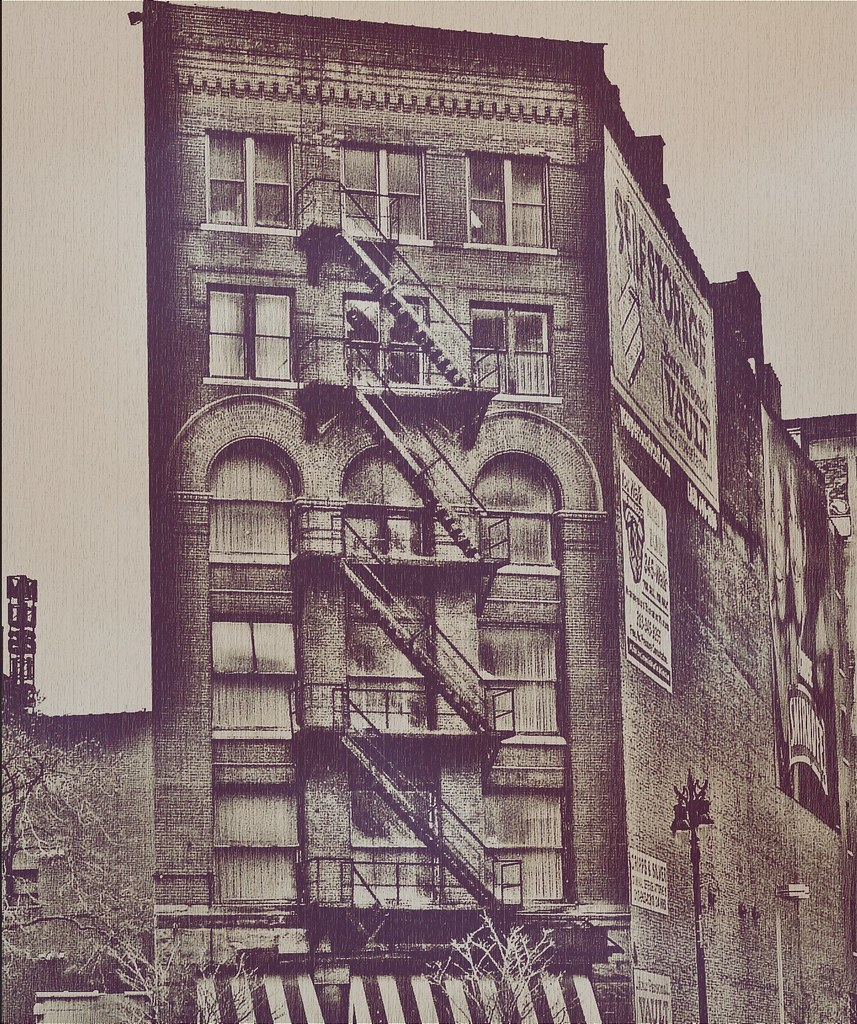 Music Fire Escape