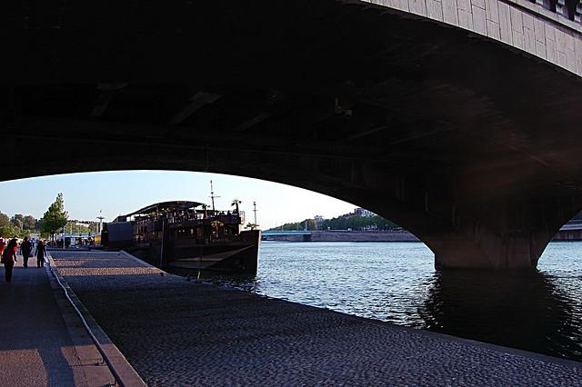 les quais du Rhône