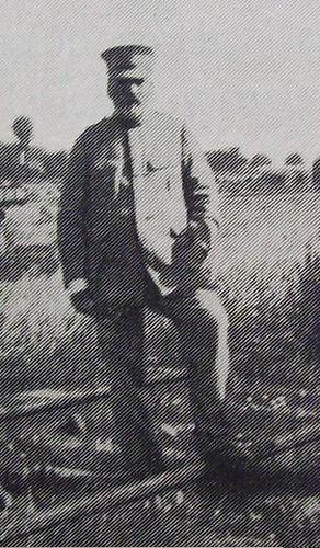 Coronel João Clímaco Homem Teles, comandante do CAPI.