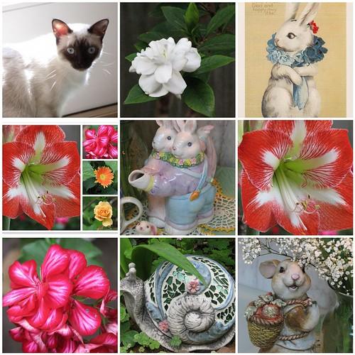 Celebrate April Mosaic
