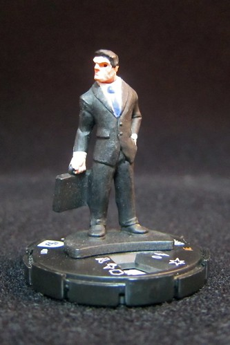 DC HeroClix Brave and the Bold #01 Bruce Wayne