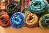 Knit it in cotton.Knit it in colour.And enjoy it! (sifis) Tags: summer colour shopping knitting knit athens yarn greece cotton handknitting cton αθηνα sakalak καλοκαιρι βελονεσ πλεκω πλεξιμο σακαλακ νηματα πλέξιμο