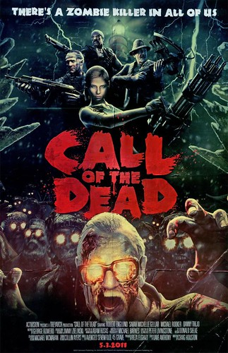 black ops map pack 2 call of the dead. call of duty lack ops map