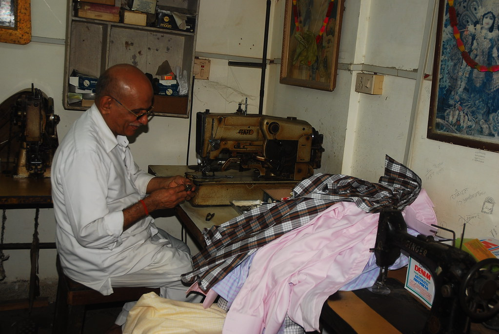 Dhirubhai of Advocate Tailors