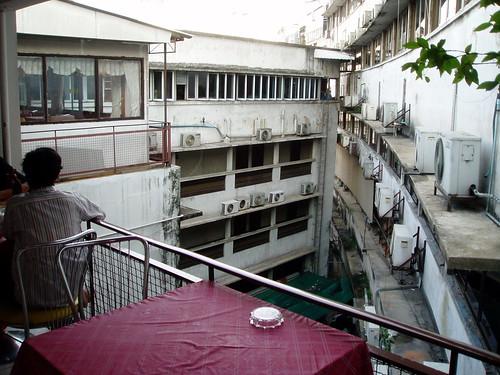 New empire hotel in Bangkok