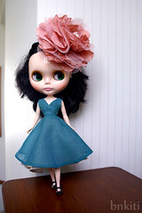 New dress for Blythe doll