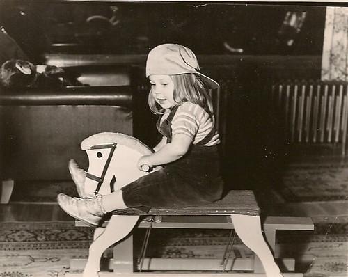 1960's Hobby Horse