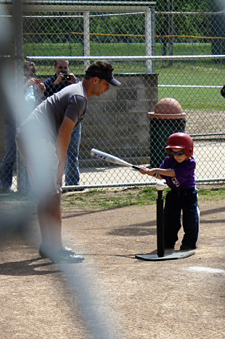 Nathan-batting-ball