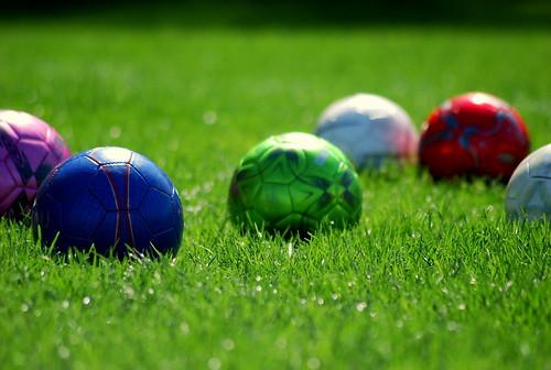 Balls at the Ready