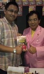 Dr. HM Tuah di PBAKL 2011