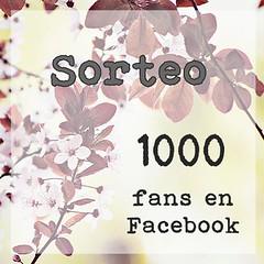 Sorteo 1000 Fans2