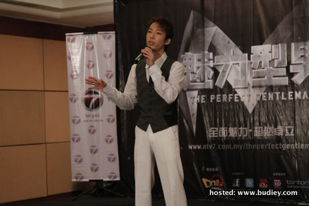 Participant Showcasing His Talent