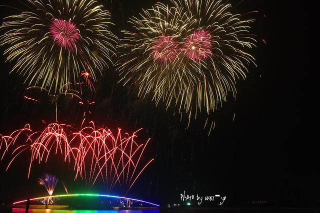 2011澎湖花火節5/2場