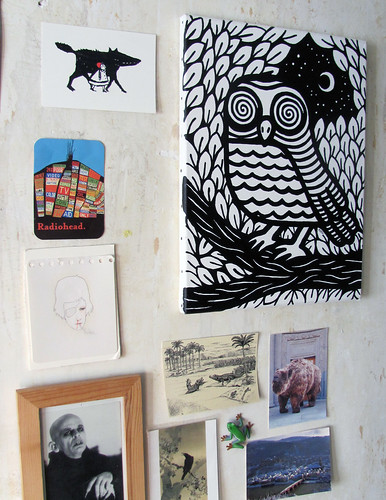 The Hypnowl (painting)