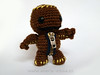 Sackboy (-Vasni-) Tags: crochet amigurumi ganchillo sackboy