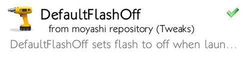 defaultflashoff