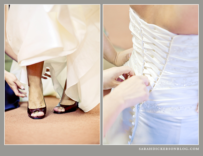 Topeka Kansas wedding photographs