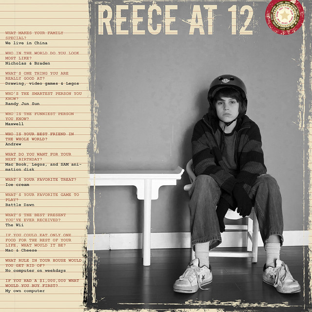 Day 7: Reece @ 12