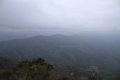 赤岩からの眺望