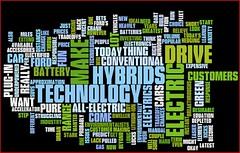 Ford Tag Cloud Using Wordle